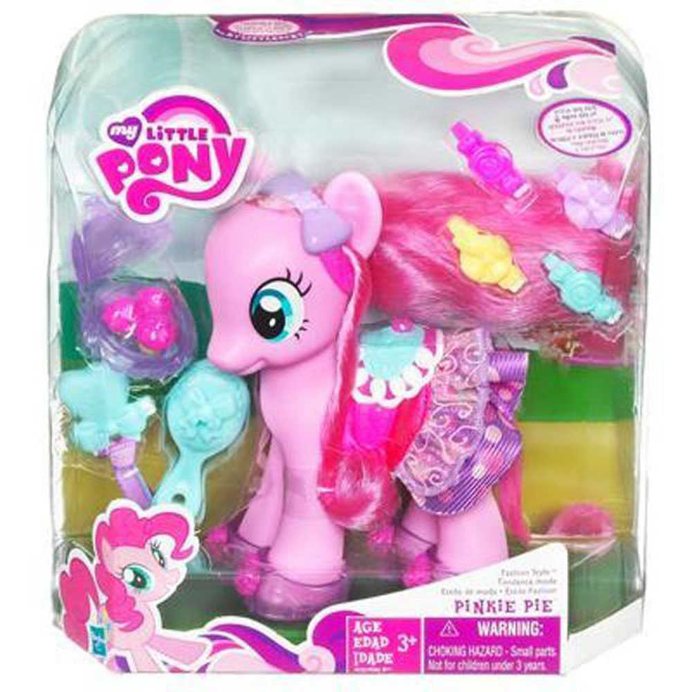 My Little Pony Toys Fashion Style Princess Pinkie Pie At Toystop
