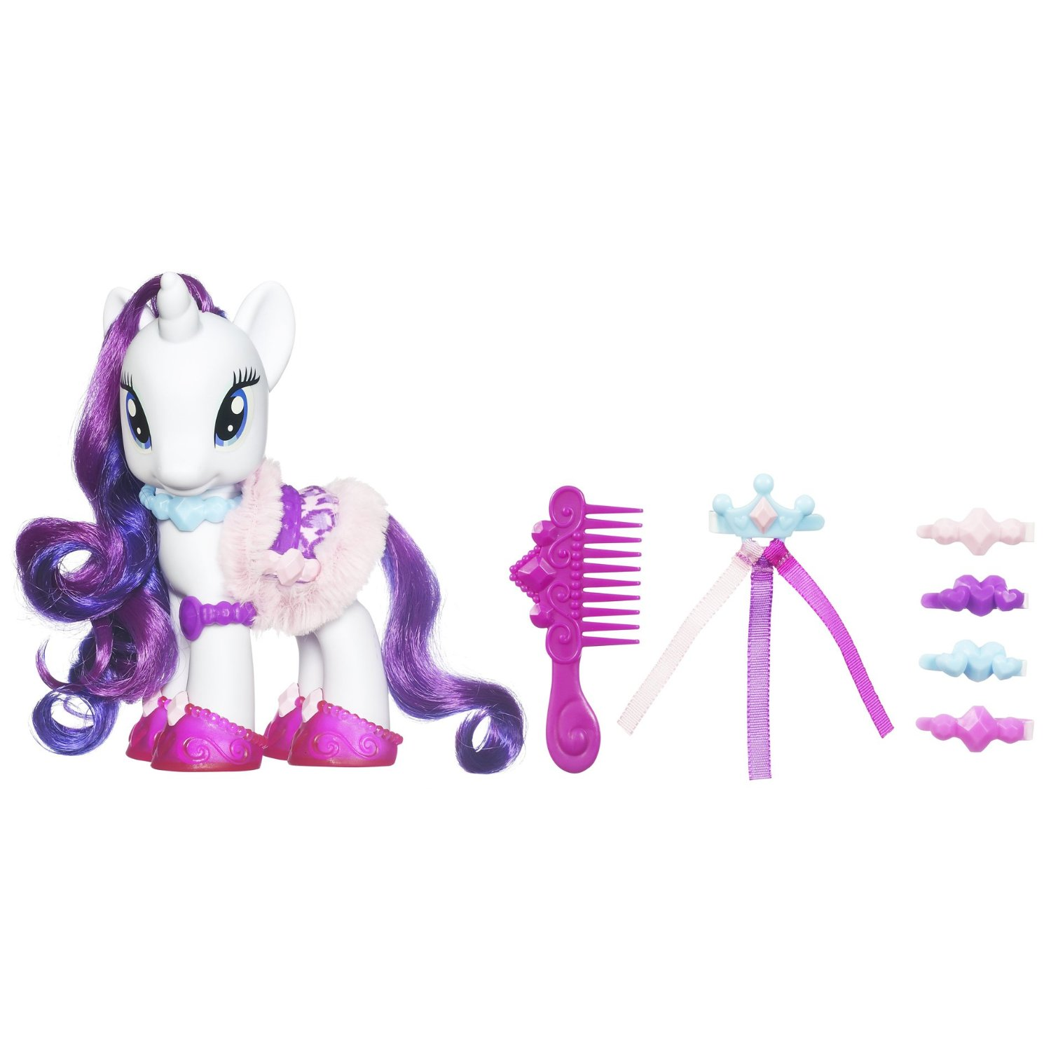 my little pony toys fashion style princess rarity at toystop