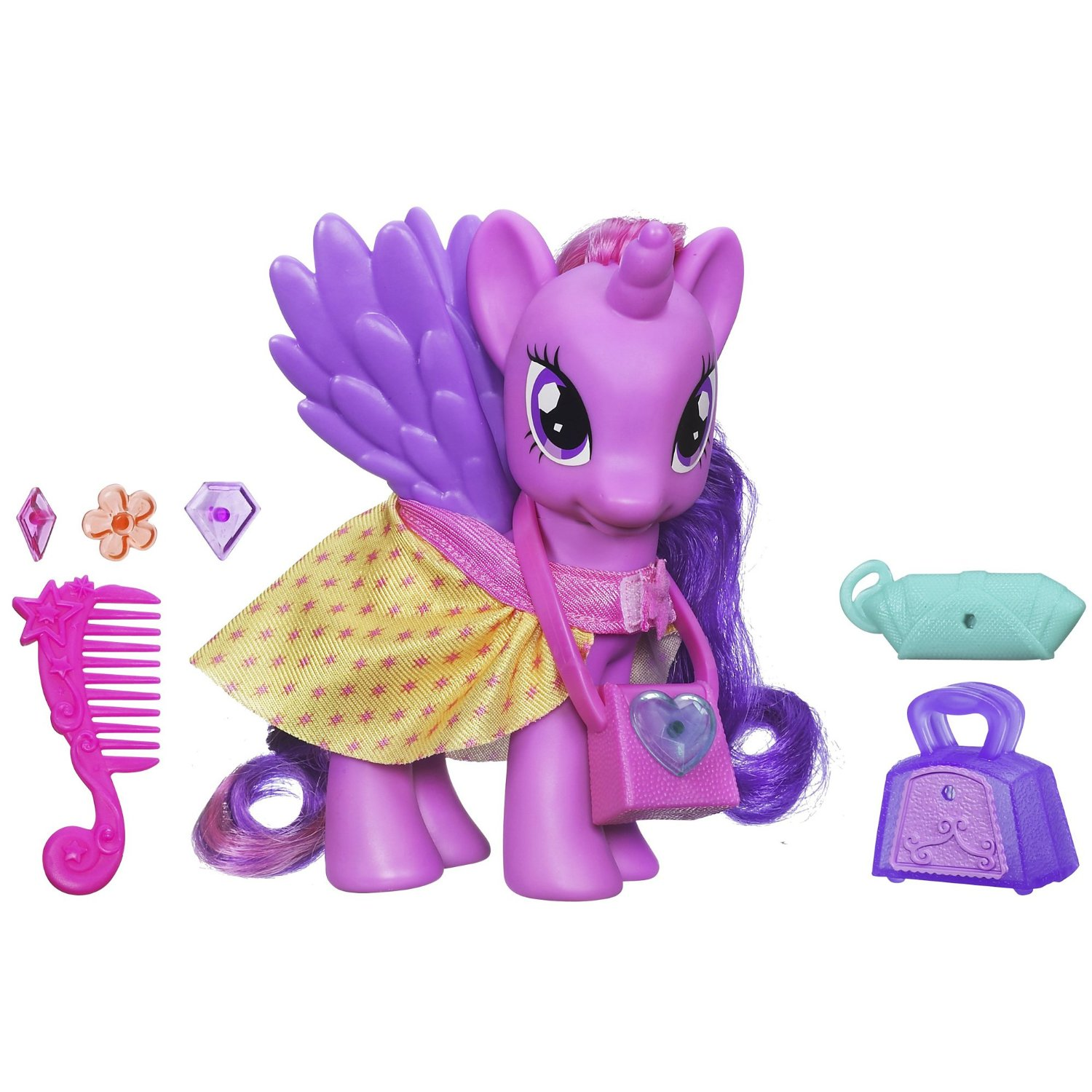 My Little Pony Toys Fashion Style Princess Twilight Sparkle At Toystop