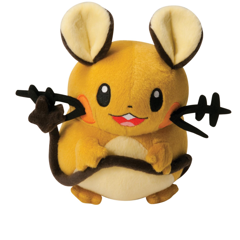large pokemon plush toys