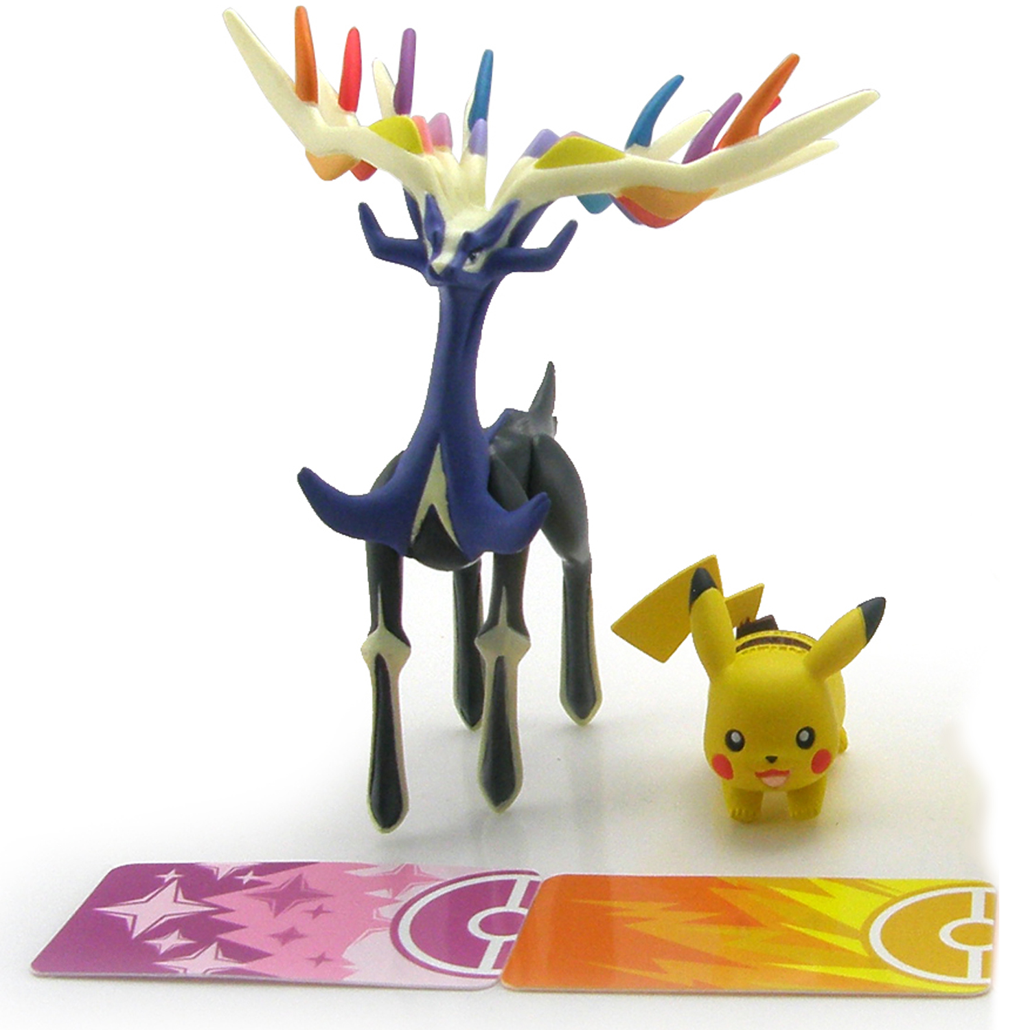 Pokemon Toys - Pikachu & Xerneas Two-Pack at ToyStop