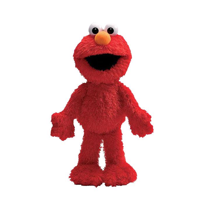 Sesame Street Elmo Toys : Sesame street plush toys quot elmo at toystop