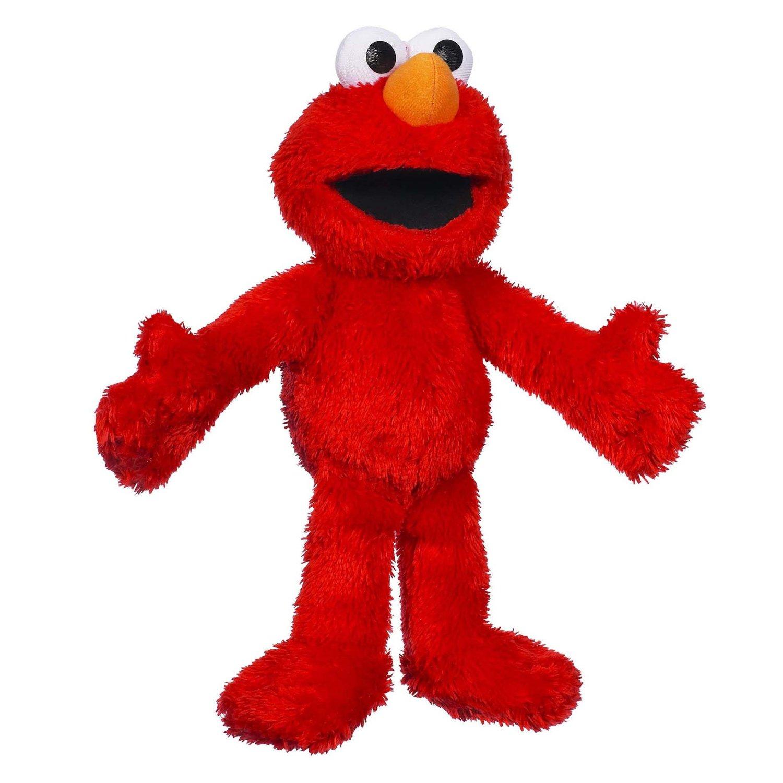 Sesame Street Plush Toys Let S Cuddle Elmo At Toystop