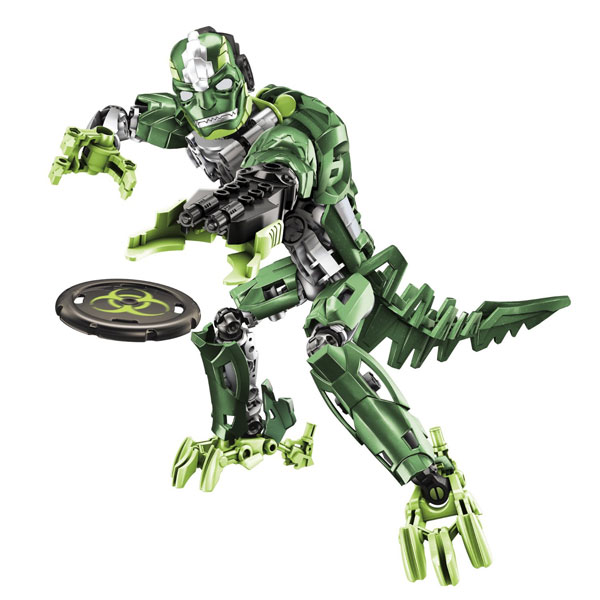 Spider-Man Toys - Mega Bloks Lizard Techbot™ at ToyStop