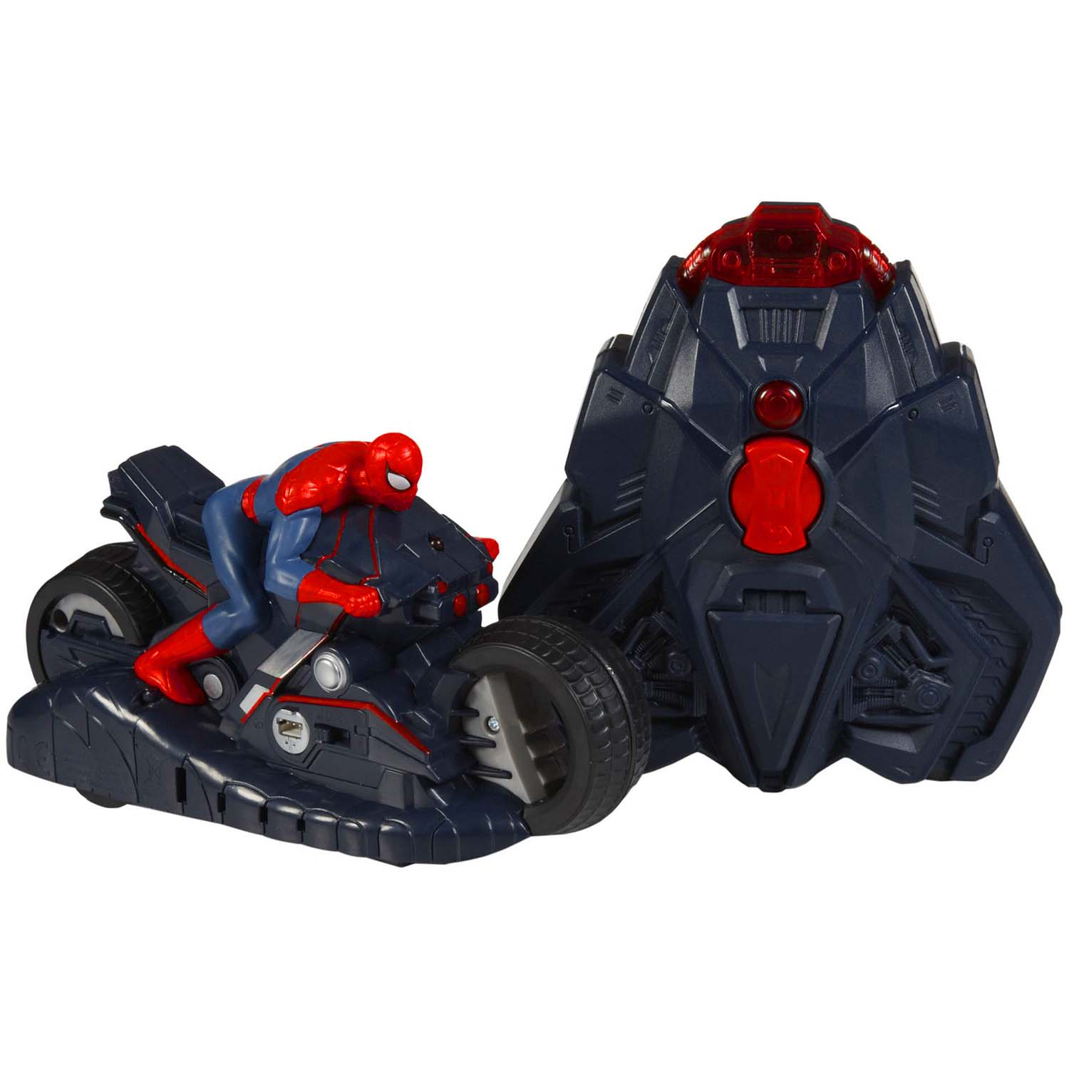 Spiderman bike toy - photo#13