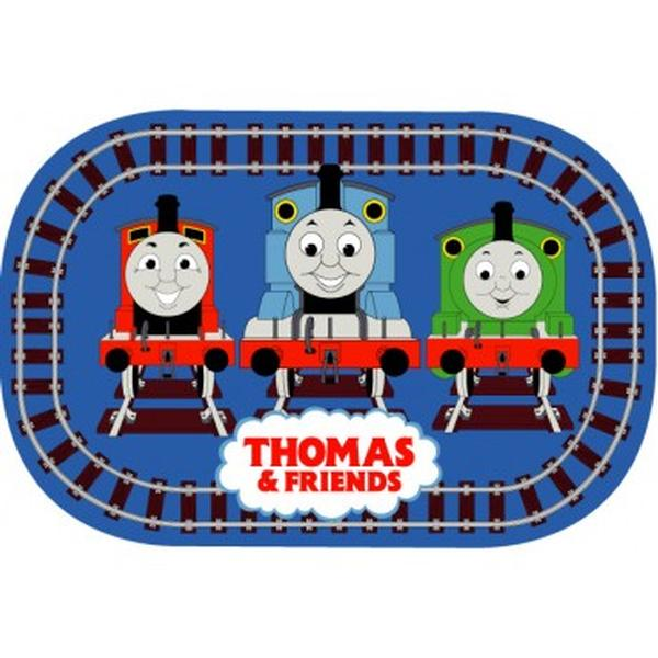 Thomas the train bedroom accessories thomas friends for Thomas the train bathroom set