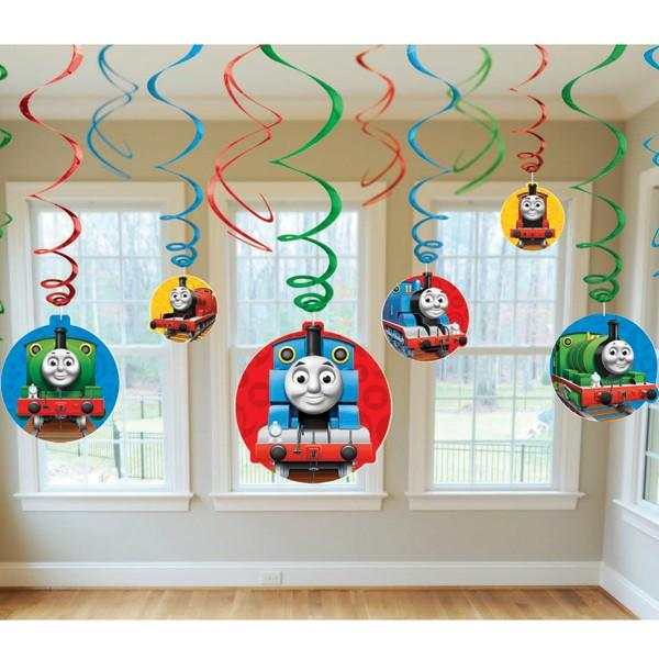 thomas amp friends birthday party supplies   swirl