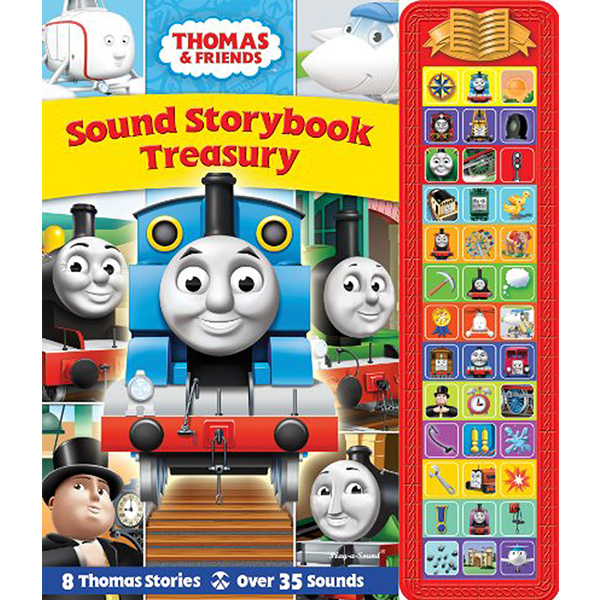 thomas the train recordable book