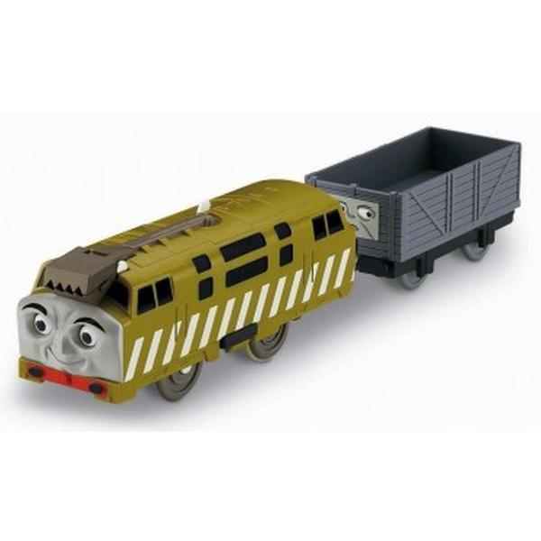 Thomas Trackmaster Trains Diesel 10 Motorized Engine At