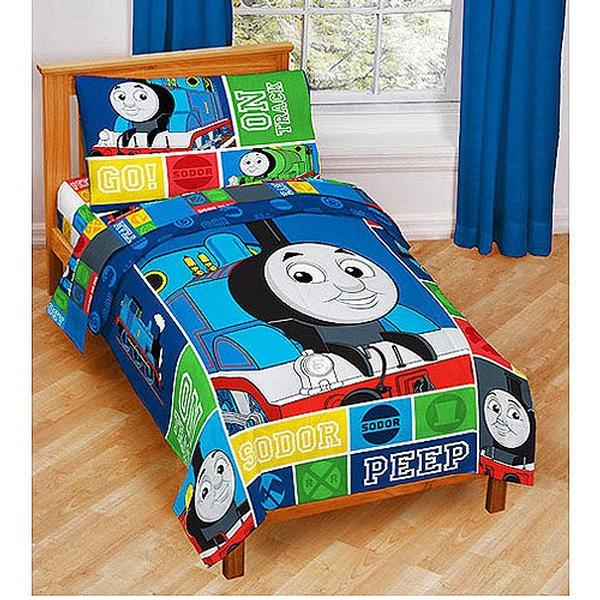 Thomas And Friends Bedding Set Toddler