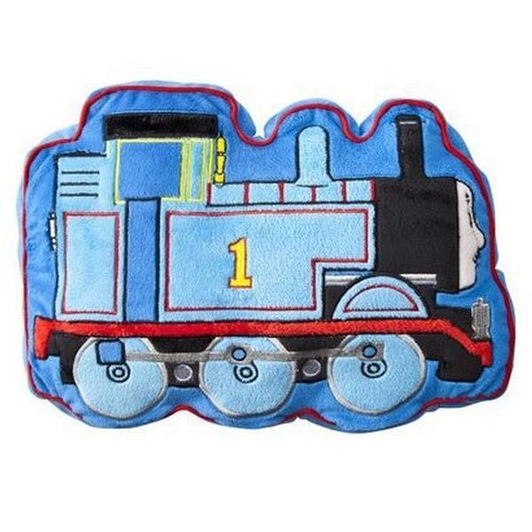 Thomas The Train Bedding Thomas Shaped Toddler Pillow At