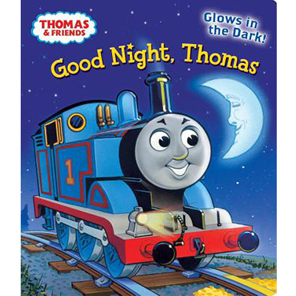 Thomas the train books good night thomas board book at toystop