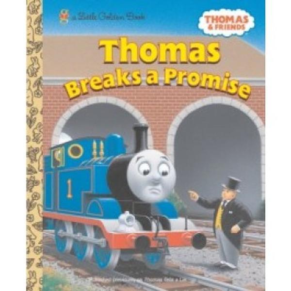 Thomas Breaks A Promise Little