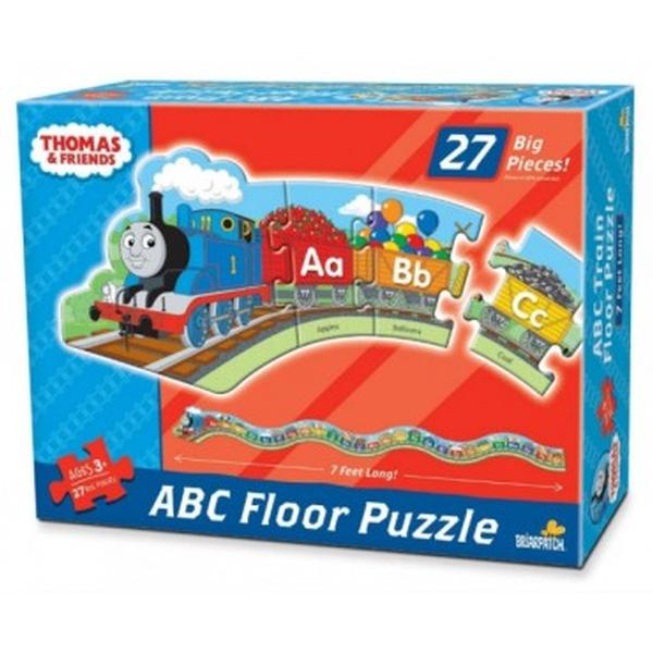 Thomas the train puzzles abc train 6 floor puzzle at toystop