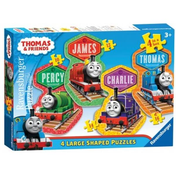Thomas The Train Puzzles Four Friends At Toystop
