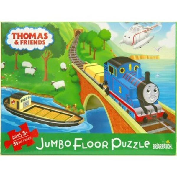 Thomas The Train Puzzles By The Sea 35pc Floor Puzzle At