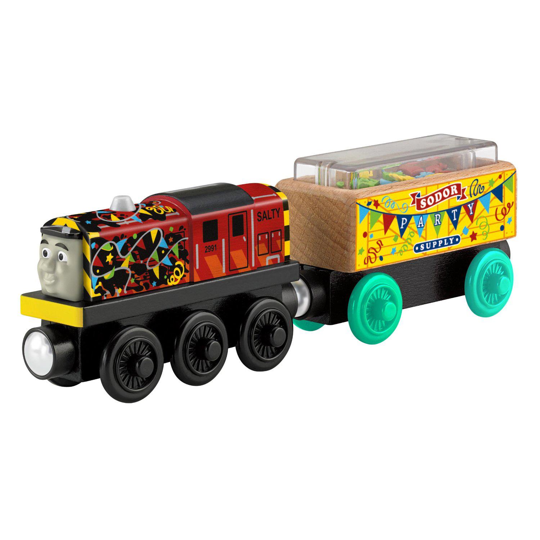 Thomas wooden railway set ebay