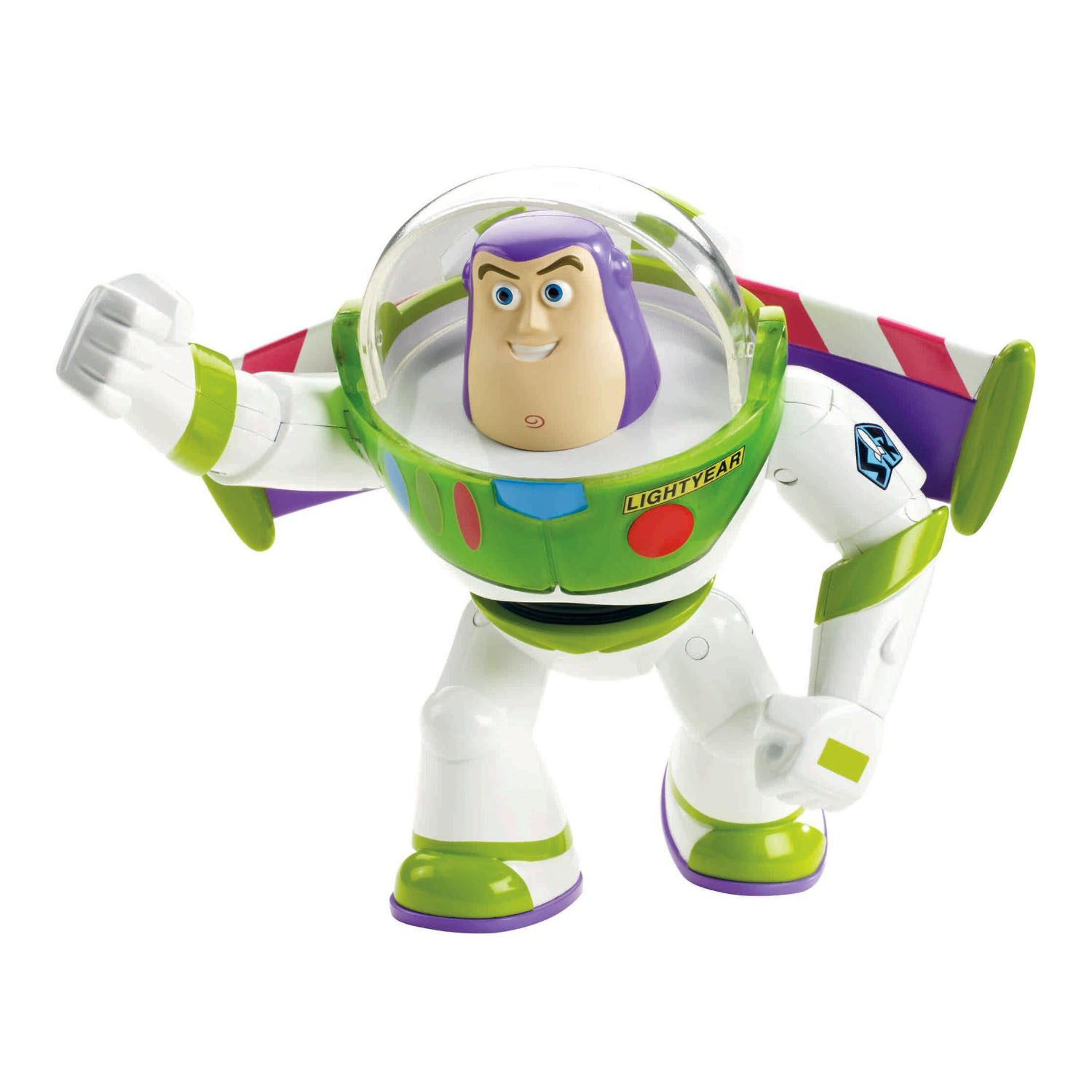 Toy Story Toys : Toy story toys buzz lightyear talk and glow deluxe