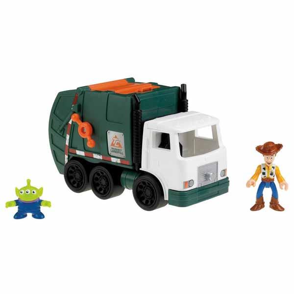 Trash Can Toys R Us : Toy garbage trucks bbw mom tube