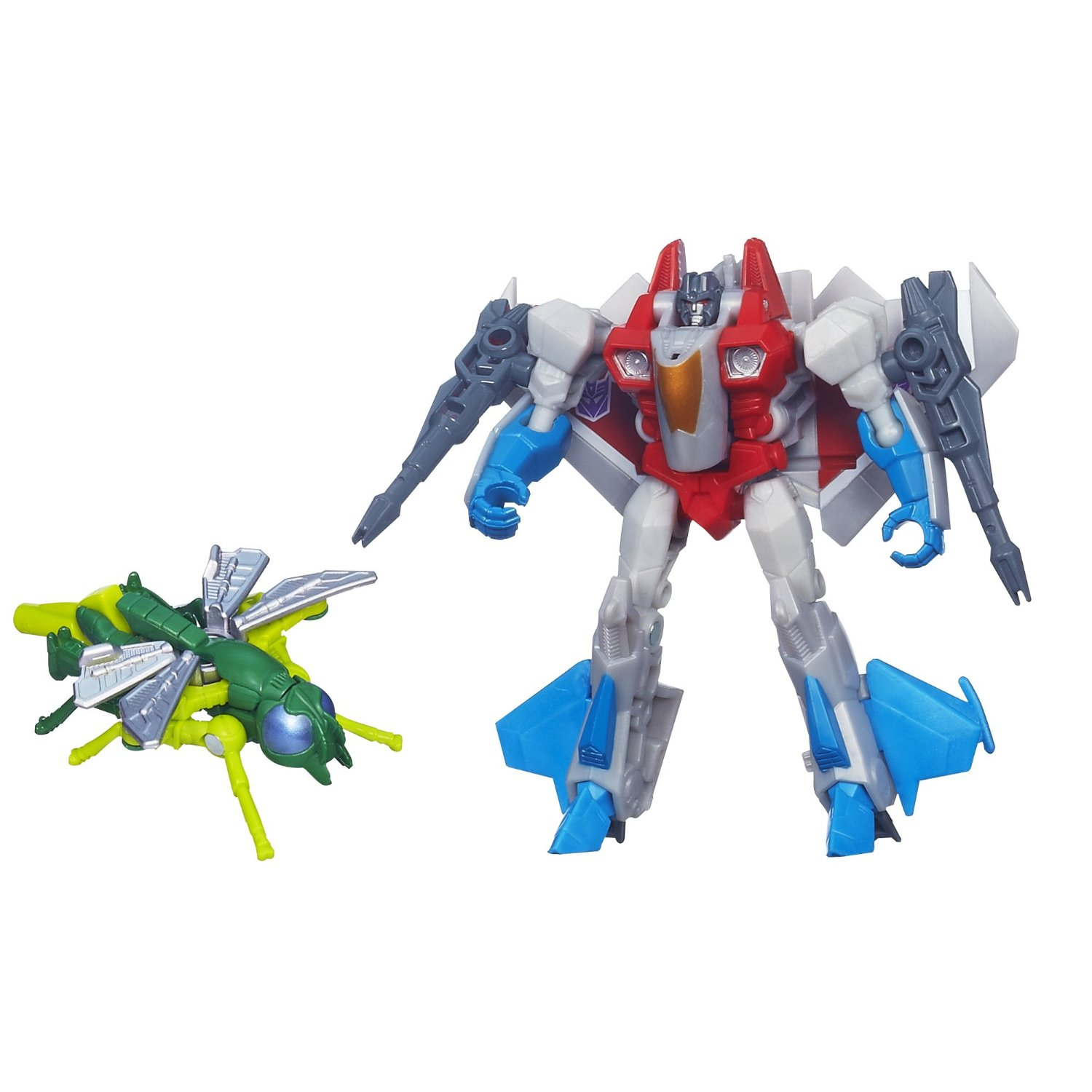 Transformer Toys - Generations Legends Starscream and ...