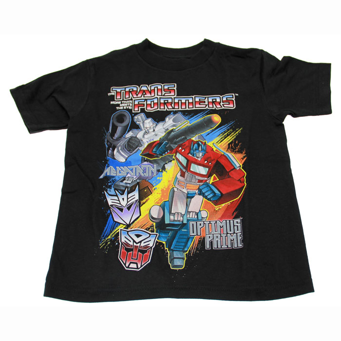 Autobots Logo t Shirt Autobot t Shirt at Toystop