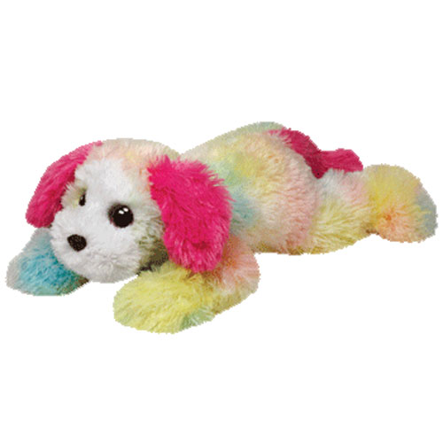 Ty Beanie Babies - Yodeler the Rainbow Dog at ToyStop