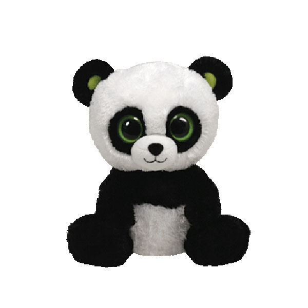Ty beanie boos bamboo the panda at toystop