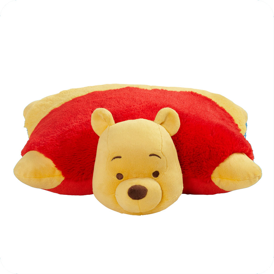 Winnie The Pooh Bedding Pooh Bear Pillow Pet At Toystop