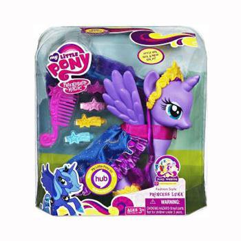 My Little Pony Toys Fashion Style Princess Luna At Toystop